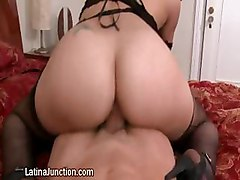 Latina Interracial Stockings Brunette Lingerie Babe Amateur Pussy Reality Sexy Hardcore Straight
