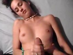Watch my girl jerk me off
