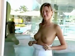 Blondes Public Nudity Sex Toys