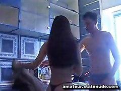 russian teen amateur girlfriend couple hardcore fucking young sexy cumshot