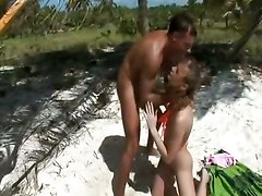 Anal Sex On The Beach
