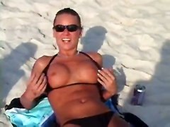 amateur homemade beach public teasing bikini big tits drunk party ass panties shower bathroom kissing