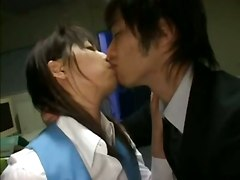 hardcore blowjob fingering uniform pussylicking smalltits asian hairypussy pussyfucking office pantyhose japanese jap