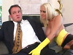 Latex Housewives Scene 3 Trina Michaels