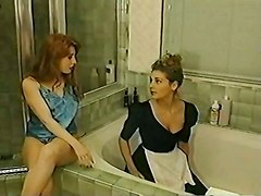 vintage maid red head lasbian kissing pussy ass pussylicking fingering tight retro 69 milf lesbian reality