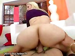 Hot Blonde Enjoys Riding Nice Hard Cock