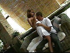 Anal Latina Anal Sex Brunette Couple Cum Shot Latin Licking Vagina Oral Sex Outdoor