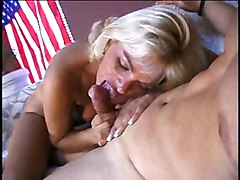 MILF Blonde POV Blonde Blowjob Caucasian Couple Cum Shot MILF Oral Sex POV Vaginal Sex