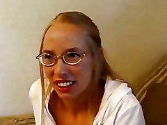 Big Tits Blondes Glasses