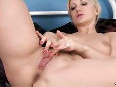dildo milf mature masturbation solo housewife cougar