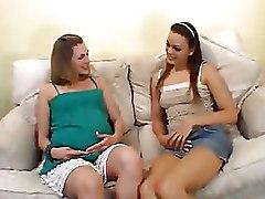 Lesbian Pregnant