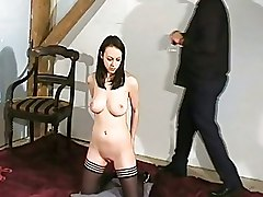 BDSM Whipping corporal punishment punished spanked