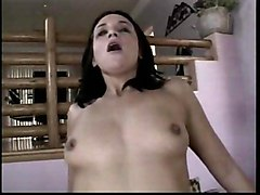 Black-haired Blowjob Caucasian Couple Cum Shot Licking Vagina Oral Sex Spanking Vaginal Sex