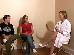 Group Sex Handjobs MILFs