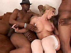 anal cumshot blonde hot interracial blowjob threesome bigtits assgaping doublepenetration cocksucking pussyfucking