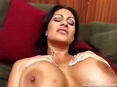 milf cougar facial big bigtits mother cumshot hard