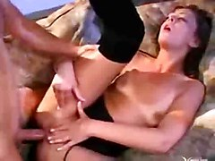 hardcore swallows full of a glass semen francesca sins