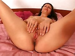 milf fingering mature toy masturbation solo