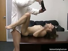 amateur backroom casting couch insemination