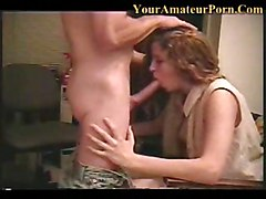 Amateur Redhead Amateur Blowjob Caucasian Couple Oral Sex Redhead Shaved Vaginal Sex
