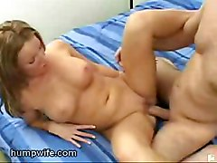 Cuckold wife gets fucked