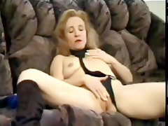 Blondes Masturbation Matures