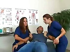 Hospital Milf Threesome