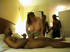 BBW Group Sex Redheads Interracial