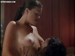 lesbian kissing mia zottoli dee sex tongue