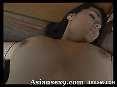 solo asian teasing softcore