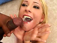 Bukkake Cumshots Interracial