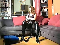 Masturbation Milf Stockings