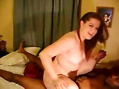 Amateur BBW Interracial