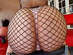 Big Ass BodyStocking Thongs
