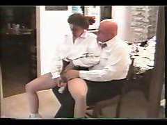 Old + Young Sex Toys Spanking