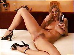 Big Tits High Heels Milf