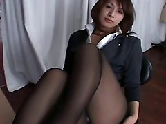 Asian Softcore Stockings