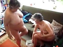 Grannies Matures Stockings