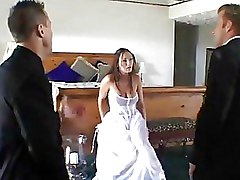 Brides Double Penetration Gang Bang Hardcore