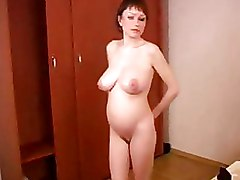 Brunettes Moms and Boys Tits mature threesome