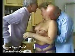 milf mature granny mmf threesome