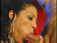 Anal Group MILF Double Penetration Lingerie Anal Sex Black-haired Blowjob Caucasian Cum Shot Double Penetration Group Sex High Heels Lingerie MILF Oral Sex Vaginal Sex
