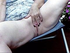 Amateur Close-ups Masturbation