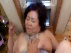 Asian BBW Grannies
