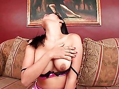 Anal Asian Masturbation Lingerie Anal Masturbation Asian Black-haired High Heels Lingerie Masturbation Pornstar Solo Girl Vaginal Masturbation Mika Mika Tan