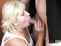 Blowjobs Chubby Mature