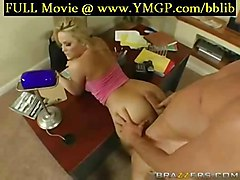 blonde bigass office pussyfucking hardcore