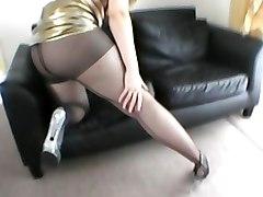 British Fingering Stockings