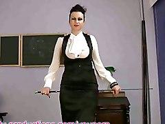 Classroom Teachers brunettes milf solo