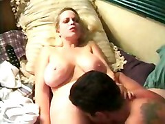 big boobs blonde chubby sucking fuck